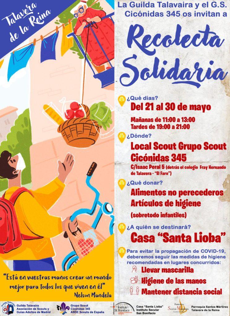 Recolecta Solidaria