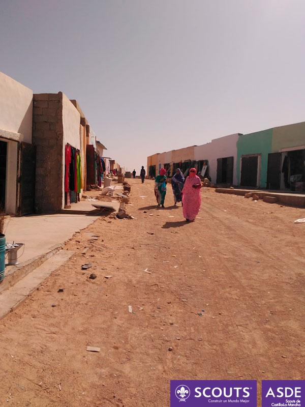 Mujeres del sahara
