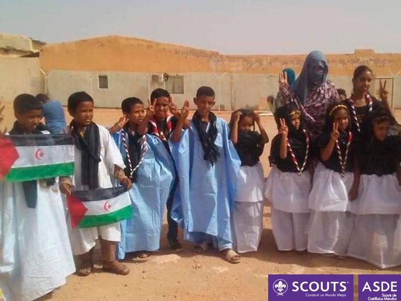 Scouts del Sahara